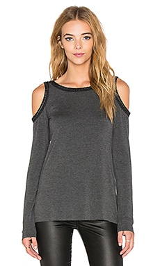 Harlow Top en Anthracite