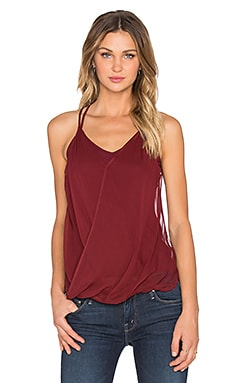 Bailey 44 Space Tank in Burgundy