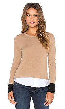 Bailey 44 Keaton Top in Camel