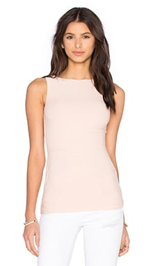 Picket Top in Blush