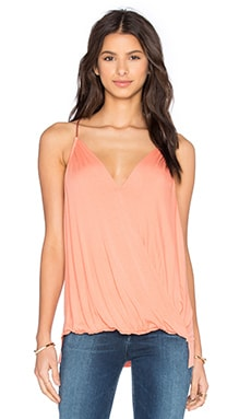 Aviary Top in Peach