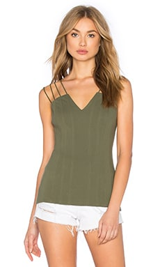 Oryx Top in Olive
