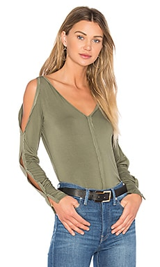 Natilla Top in Palm