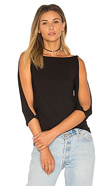 Bowline Top in Black