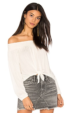 Regatta Top in Cream
