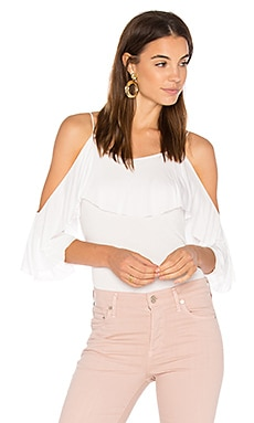 Havana Top in Chalk