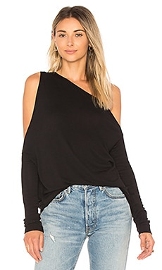 Figurehead One Shoulder Top