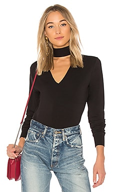 Eye Splice Turtleneck Top