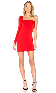 x REVOLVE One Shoulder Mini Dress