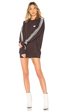 ROBE SWEAT STRIPE