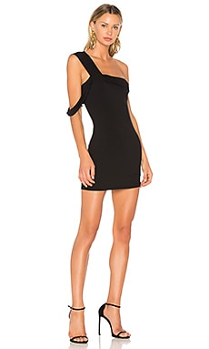 One Shoulder Mini Dress Baja East $495