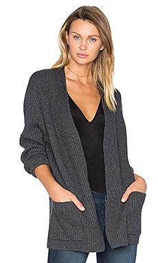 Grandpa Cardigan in Heathered