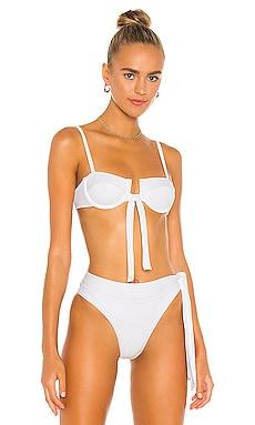 Belen Bikini Top Bananhot $102 NEW