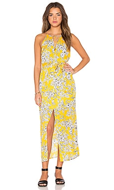 Marigold Maxi Dress en Dawn Floral