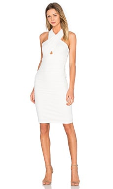 Bardot Allure Dress in Ivory