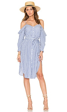 Paloma Stripe Dress in Stripe