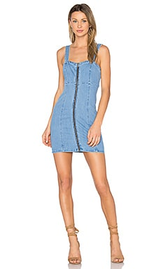 Winona Denim Dress