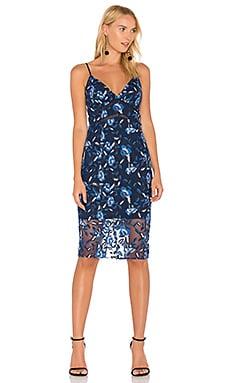 Sapphire Midi Dress
