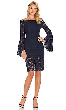 Кружевное платье solange - Bardot