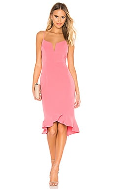 Kristen Peplum Dress Bardot $119 BEST SELLER