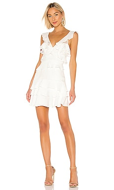 Babylon Dress Bardot $119