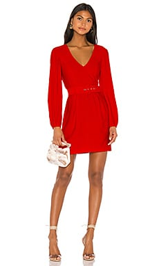 Power Sleeve Dress Bardot $119