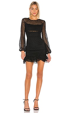 Savannah Dress Bardot $136
