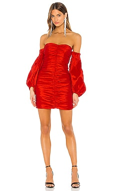 Marissa Mini Dress Bardot $139 NEW ARRIVAL