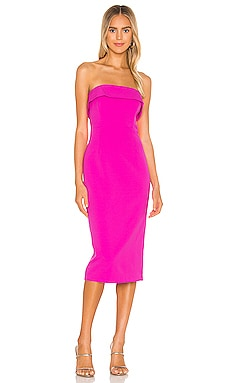 Zorianna Dress Bardot $109
