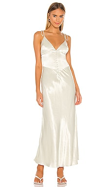 Платье-комбинация zelda - Bardot