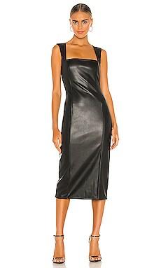Jolie Midi Dress Bardot $99