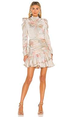 Sharna Mini Dress Bardot $129