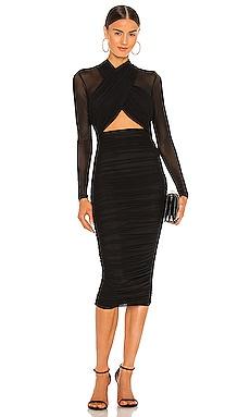 ALIYAH 迷你裙 Bardot $109