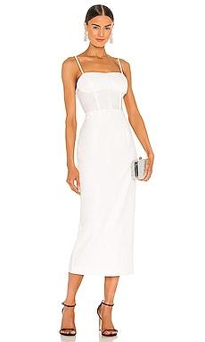 Roberta Midi Dress Bardot $119