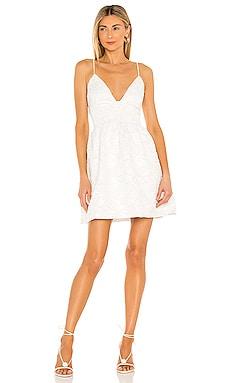 Hirani Mini Dress Bardot $149 NEW