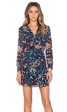 Bardot Daisy Duke Dress in Floral
