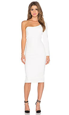 Bardot Gwyn Dress in Ivory