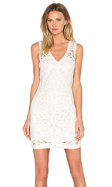 Gigi Lace Dress in Ivory