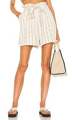 Stripe Short Bardot $38 Durable
