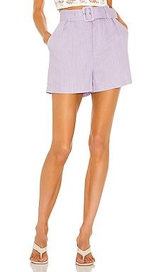 The Linen Short Bardot $89 NOUVEAU