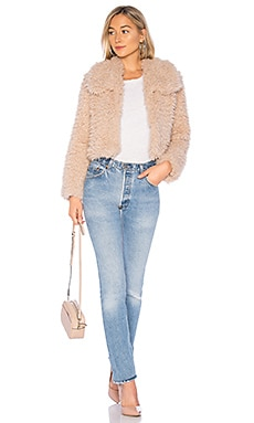 Bardot Faux Fur Jacket Discount Code