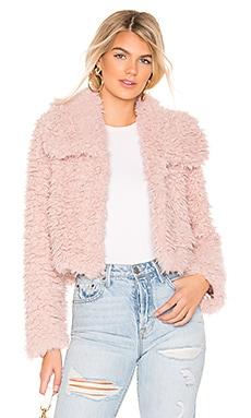 Faux Fur Jacket Bardot $119