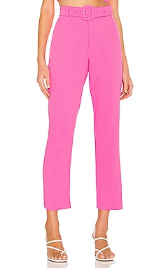 Therese Buckle Pant Bardot $109