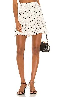 Spot Rah Rah Skirt Bardot $53