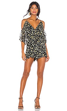 2eb819b0b6e62 Poppy Playsuit Bardot $99 ...