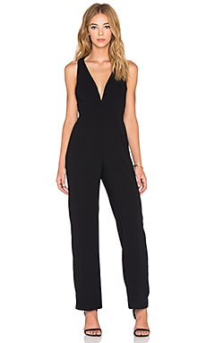 Bardot Pascal Jumpsuit in Black