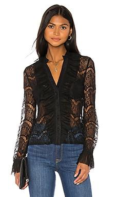 Meghan Lace Blouse Bardot $79