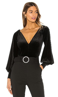Bryony Bodysuit Bardot $69