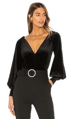 Bryony Bodysuit Bardot $69 BEST SELLER