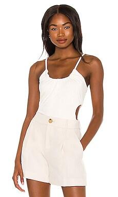 The Grecian Bodysuit Bardot $24 (FINAL SALE) Sustainable